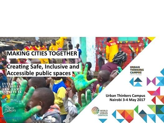 Urban Thinkers Campus 'Making Cities Together'