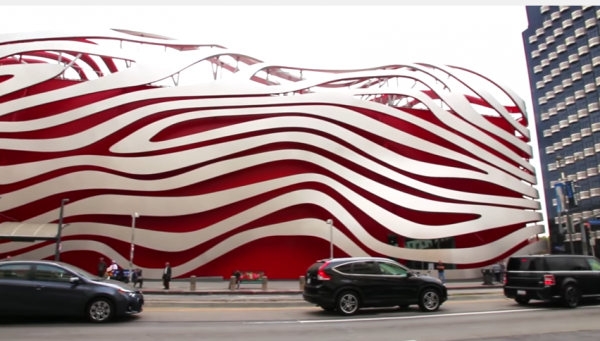 The Very Cool Petersen Automotive Museum, Los Angeles