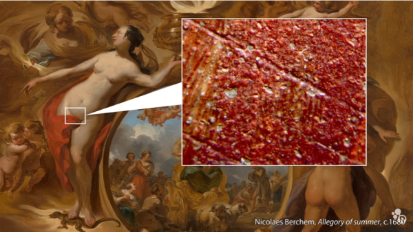 The weird chemistry threatening priceless paintings — Speaking of Chemistry